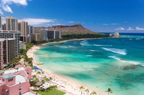 1,ハワイ