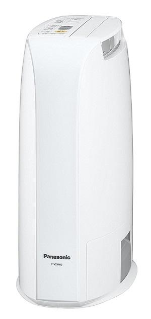 パナソニック 衣類乾燥除湿機 デシカント方式 ~14畳 ホワイト F-YZM60-W¥16,700